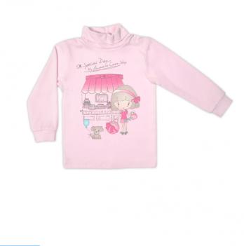 Гольф Garden baby для девочки, розовый, 39045-09
