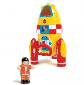 Ракета Ронни Wow toys
