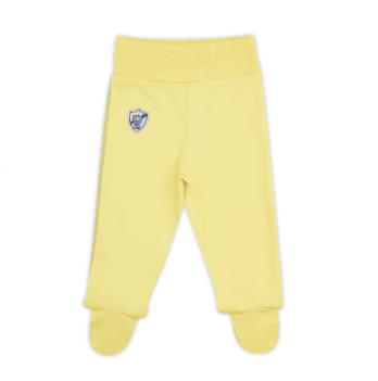 Ползунки-штанишки Smil, возраст от 0 до 3 месяцев, желтые