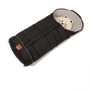 Теплый конверт Kaiser Thermo CAT, 105х45см, черный