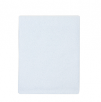 Пеленка для новорожденного Smil Голубая 90х80 см