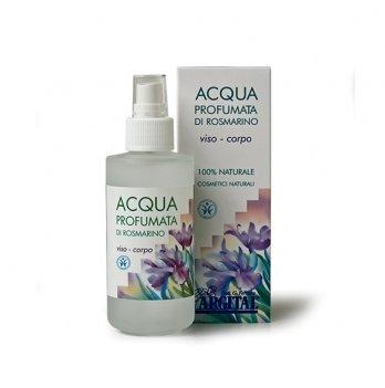 Ароматическая тонизирующая вода для лица и тела Розмарин, 125мл, Argital