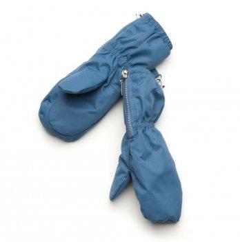 Рукавицы зимние Модный карапуз Голубой 03-00896