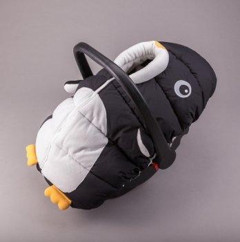 Спальный мешок на детское автокресло зимний Tutu 3-003400, Пингвин