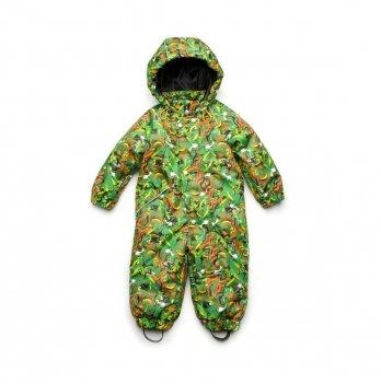 Демисезонный комбинезон Модный карапуз Зеленый 03-00839