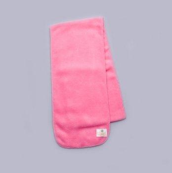 Шарф флисовый Модный карапуз Розовый 03-00545 14х120 см