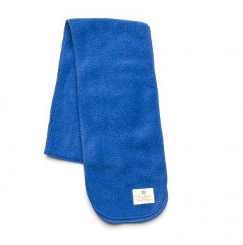 Шарф флисовый Модный карапуз Ярко-синий 03-00545 14х120 см