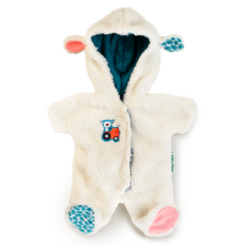 Комбинезон для куклы Lilliputiens