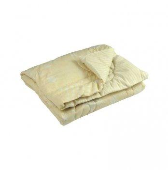 Одеяло детское шерстяное Руно Beige star 140х105 см