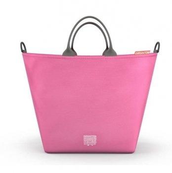 Сумка для покупок Greentom Shopping Bag, розовая