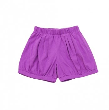 Шортики для девочки Minikin Фиолетовые