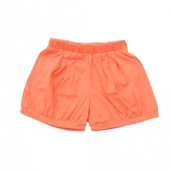 Шортики для девочки Minikin Оранжевые