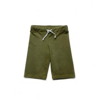 Шорты-бермуды для мальчика Модный карапуз Хаки 03-00509