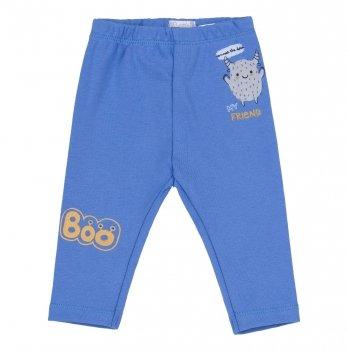 Штанишки для девочки Bembi Голубой Рибана ШР613