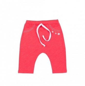 Штанишки Veres Little Bear pink кулир