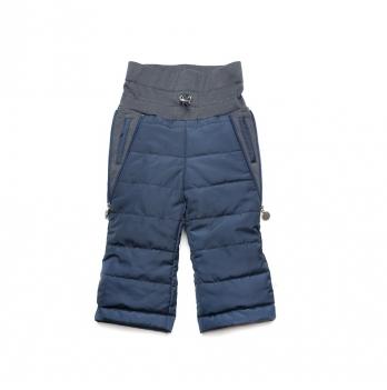Штаны для малышей Модный карапуз 03-00840 синий