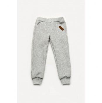 Брюки детские спортивные Модный карапуз Серый 03-00943