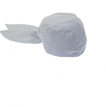 Бандана для мальчика Garden baby, синяя полоска, 43601-52