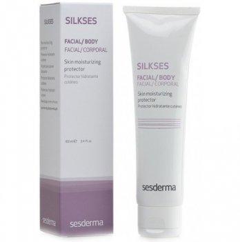 Увлажняющий крем-протектор Sesderma Silkses Skin Moisturizing Protector, 100 мл