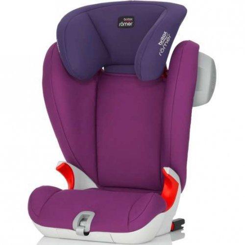 Автокресло BRITAX-ROMER KIDFIX XP Mineral Purple