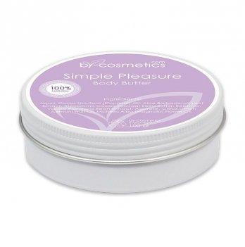 Масло для тела Simple Pleasure by-cosmetics. Предотвращает растяжки и подтягивает кожу. 100% натурально