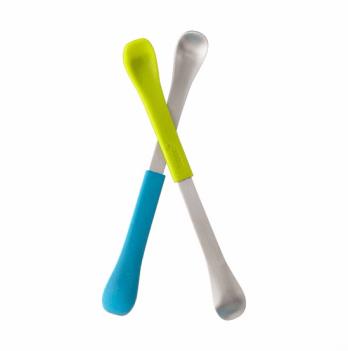 Набор ложек для кормления Boon Swap - Blue/Green