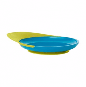 Тарелка Boon Catch Plate - Blue/Green