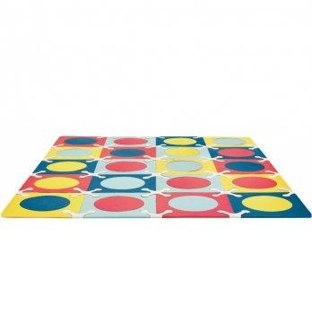 Игровой коврик-пазл Skip Hop Playspot Multi