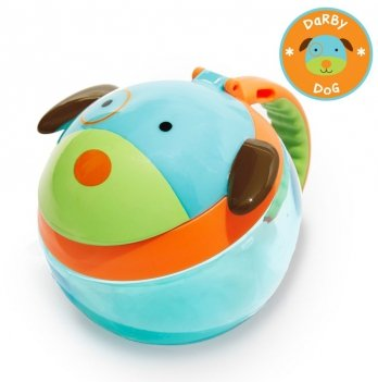 Контейнер-чашка для снеков Skip Hop Собачка
