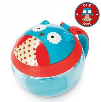 Контейнер-чашка для снеков Skip Hop Совенок