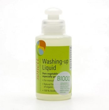 Органическое средство для ручного мытья посуды Лимонник Sonett GB3074 120 мл