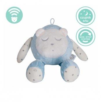 Игрушка для сна с белым шумом MyHummy, MR.SLEEPER, Сонька Голубой
