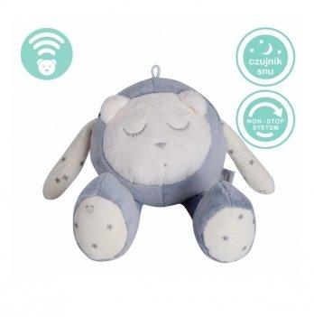 Игрушка для сна с белым шумом MyHummy, MR.SLEEPER, Сонька Серый