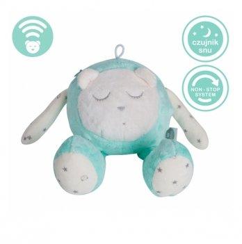 Игрушка для сна с белым шумом MyHummy, MR.SLEEPER, Сонька Мятный