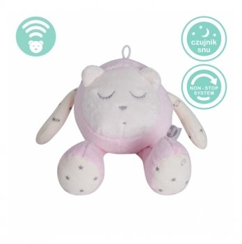 Игрушка для сна с белым шумом MyHummy, MR.SLEEPER, Сонька Розовый