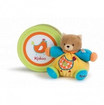 Мягкая игрушка Kaloo Котик маленький, COLORS