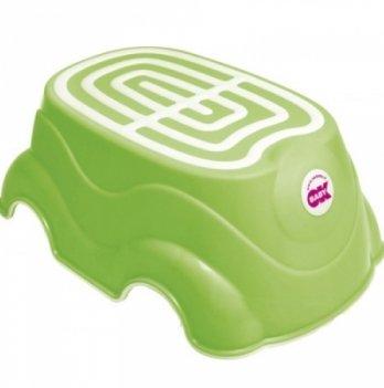 Стульчик-подставка детский Okbaby Herbie, многофункциональный, салатовый