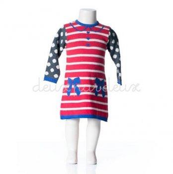 Платье для девочки Deux par Deux ET95\732