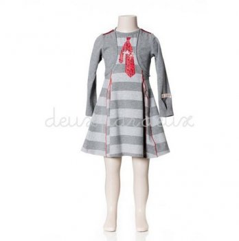 Платье для девочки Deux par Deux I98