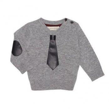 Свитер для мальчика Deux par Deux NT-70\195, серый