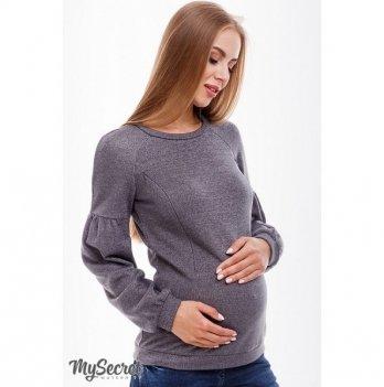 Свитшот для беременных и кормящих мам MySecret, KELLY SW-38.021