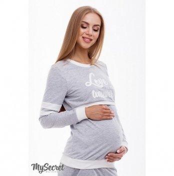 Свитшот для беременных и кормящих мам MySecret, LUNA SW-48.042