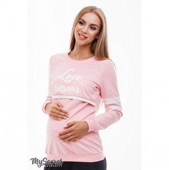 Свитшот для беременных и кормящих мам MySecret, Luna SW-48.041