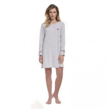 Ночная рубашка Dobranocka TM.9352 grey