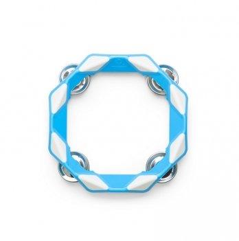 Музыкальный инструмент Kid O, Тамбурин, цвет голубой