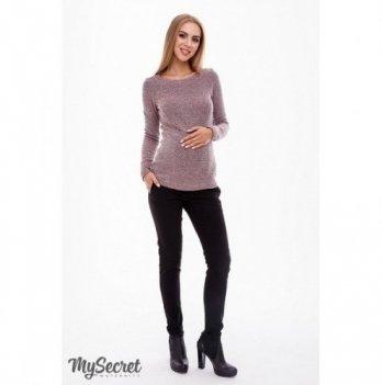 Брюки с начесом для беременных MySecret, TINA WARM TR-48.141 Размер L