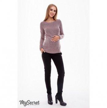 Брюки с начесом для беременных MySecret, TINA WARM TR-48.141