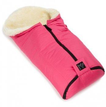 Конверт на овчине «Iglu Aktion» Kaiser для детей c рождения розовый