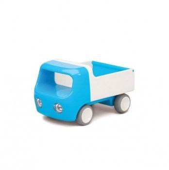 Игрушечная машинка Kid O, Первый грузовик, голубой