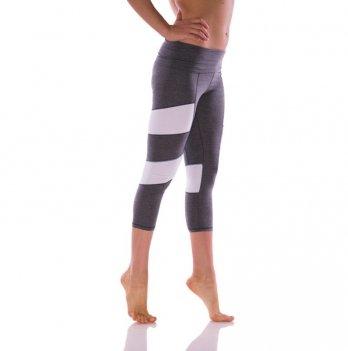Спортивные бриджи Zen Wear Триполи темно-серые